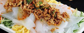 东北的拉皮是用什么做的,可以多吃吗?