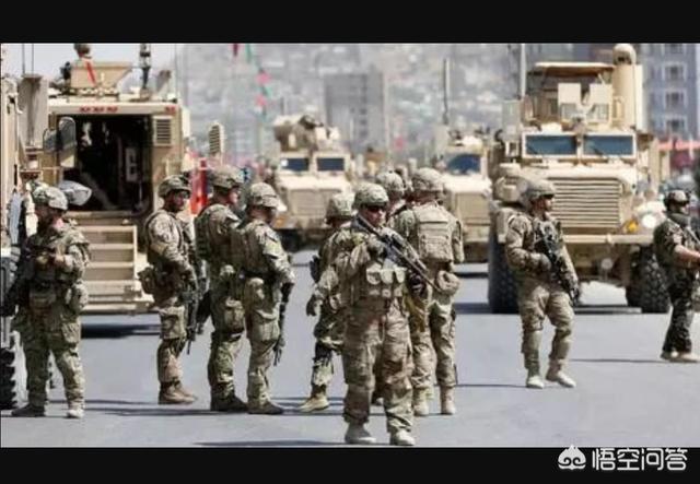 俄罗斯指控美国在阿富汗支持伊斯兰国极端组织