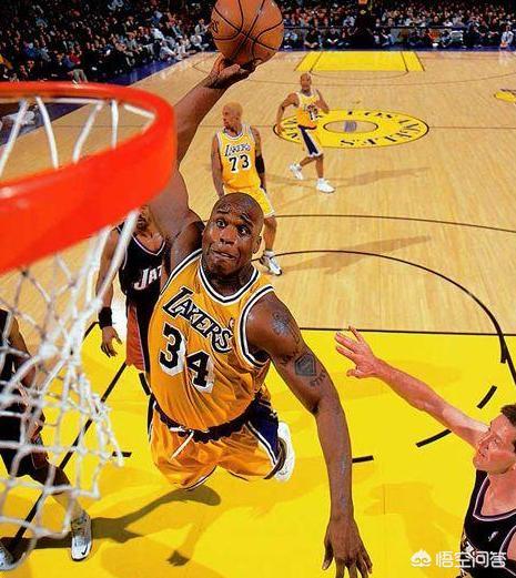 NBA史上十大中锋排名都是谁数据如何图3