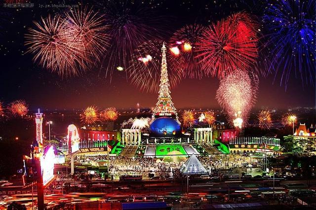 深圳世界之窗圣诞节礼物,深圳世界之窗和锦绣中华哪个更值得去?