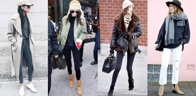 凯莉詹娜圣诞节礼物,冬季戴什么样的帽子更时尚?