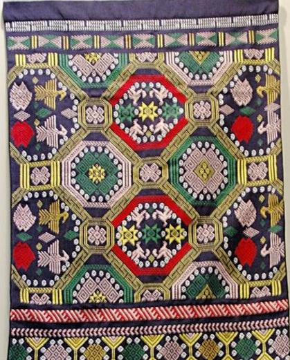 云南有哪些民族传统特色刺绣?