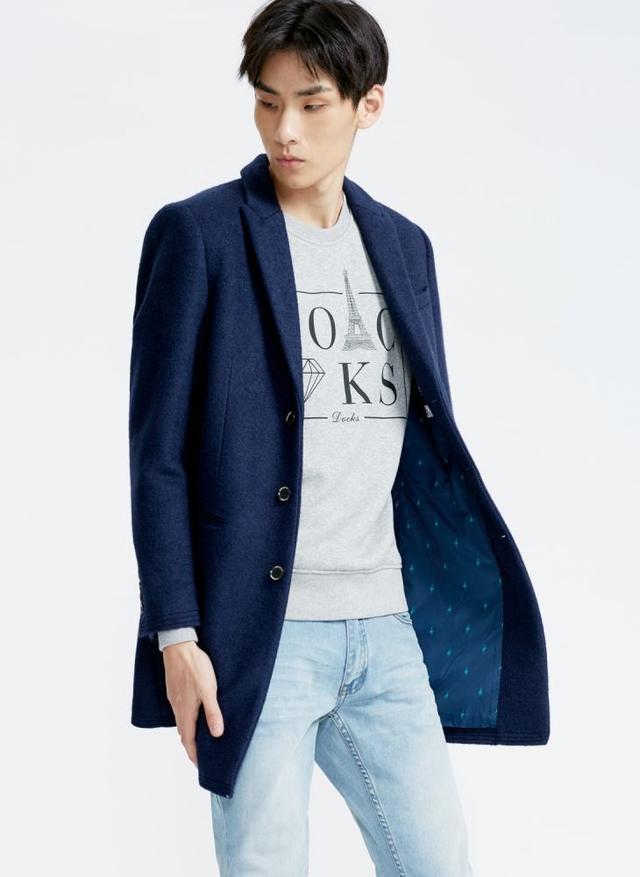 男生多高可以穿外套?(图9)