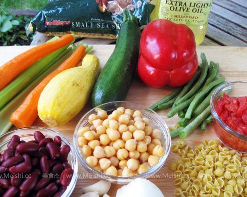 懒人如何快速学做一道美味的意大利蔬菜汤?(意大利蔬菜汤是什么味道)