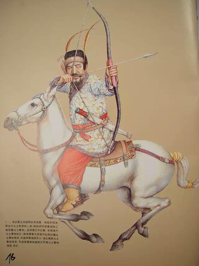 胡服最早由引入中原,商鞅变法和胡服骑射到底谁更厉害?