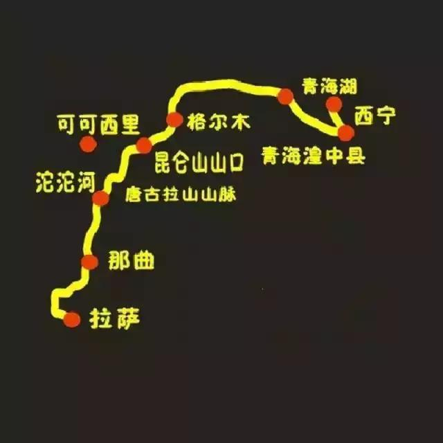 中国有哪些「国家步道」、超长距离徒步线路?插图
