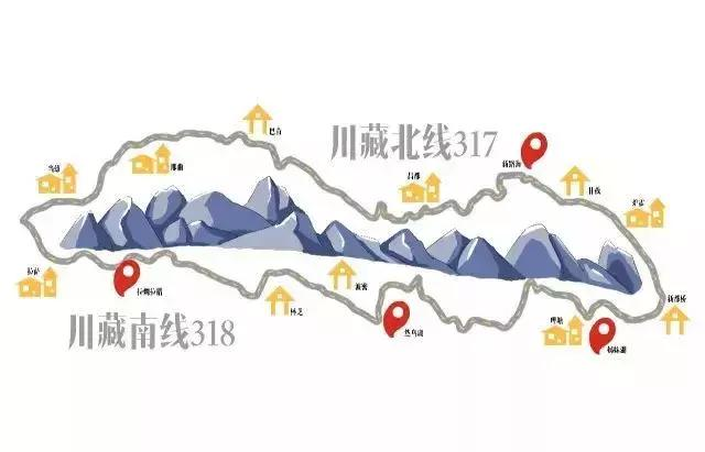 中国有哪些「国家步道」、超长距离徒步线路?插图28