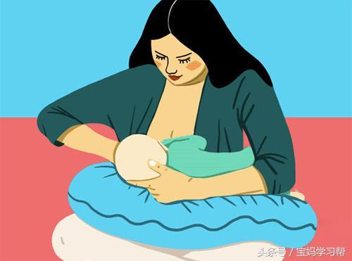 母乳喂养姿势,母乳喂养,什么姿势最舒服呢?