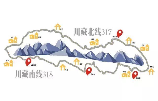 中国有哪些「国家步道」、超长距离徒步线路?插图19