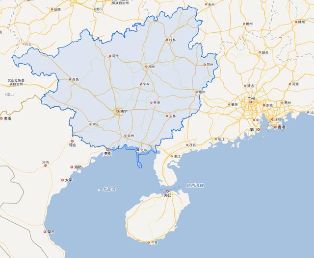 广西会来台风吗 广西的气候受台风影响大吗?