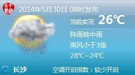 天气软件哪个比较准确?