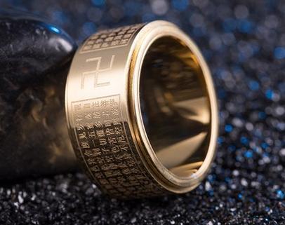 男生戴戒指,男士佩戴戒指有几种含义?