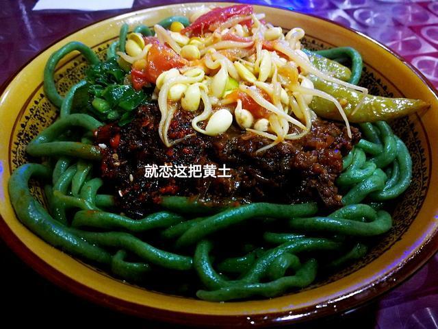 陕西正宗的菠菜面好吃吗?是怎么做出来的?(菠菜面怎么做好吃)