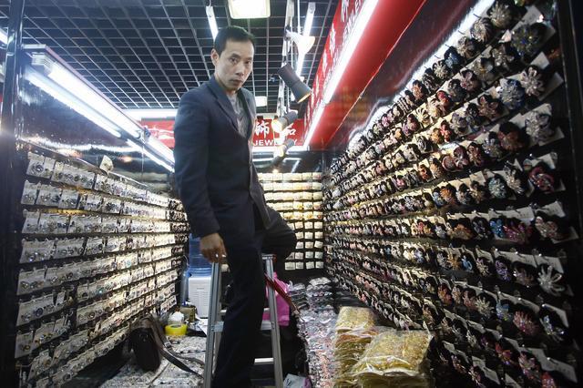 浙江义乌小商品城,义乌小商品批发商场在哪里?