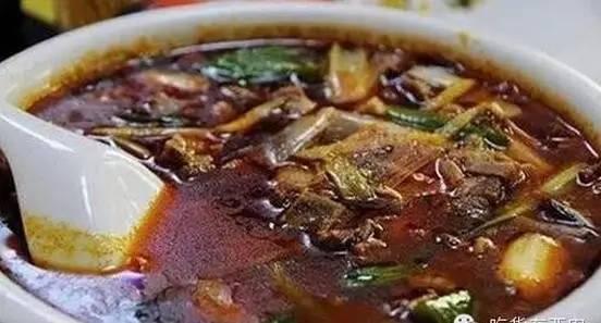 渭南老城街都有哪些好吃的美食?