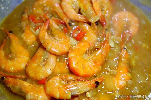 宝贝大虾最好吃的5种做法?(宝宝辅食大虾的做法)