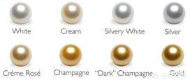 珍珠哪种颜色最贵的、下面四种珍珠哪一种最珍贵、粉色和紫色珍珠哪个贵插图1