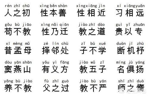 小学一年级的学生如何学习语文?(图4)