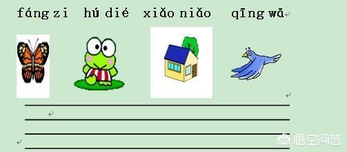 小学一年级的学生如何学习语文?(图5)