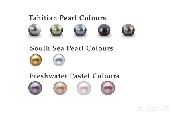 珍珠哪种颜色最贵的、下面四种珍珠哪一种最珍贵、粉色和紫色珍珠哪个贵插图