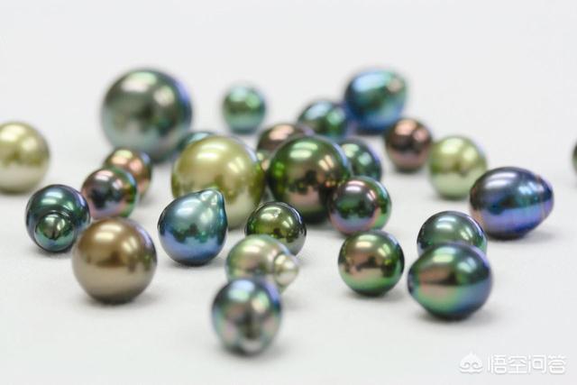 珍珠哪种颜色最贵的、下面四种珍珠哪一种最珍贵、粉色和紫色珍珠哪个贵插图2