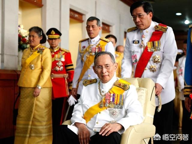 泰国没沙特阿拉伯富有,但为什么泰国王室财富却力压沙特王室呢?