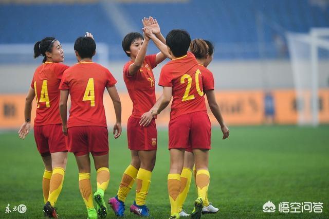 中国女子足球惊艳国际足坛,男足应该学习女足的什么