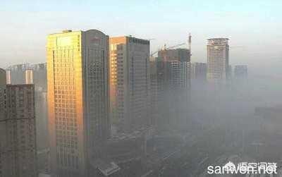 云南省腾冲市  云南腾冲为什么空气质量一般?