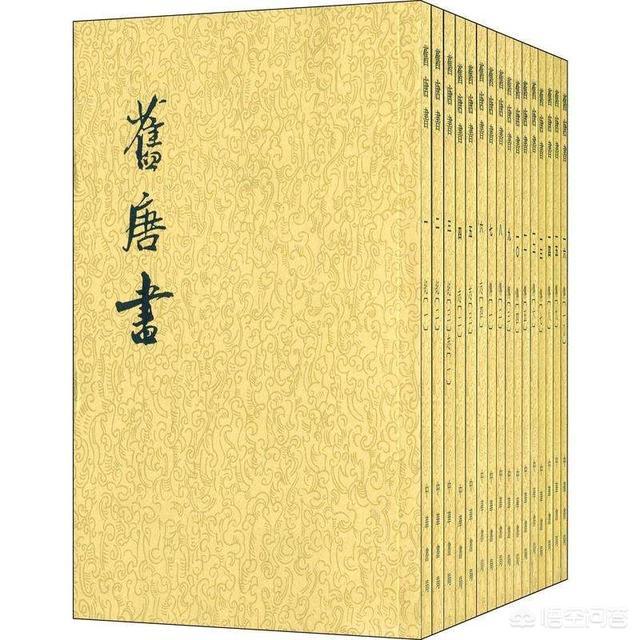 有哪些关于唐代的历史书推荐?