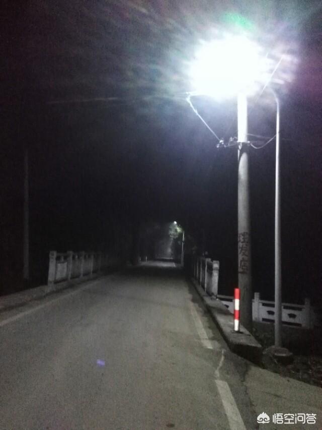 农村有没有必要给所有的路上安装上路灯?
