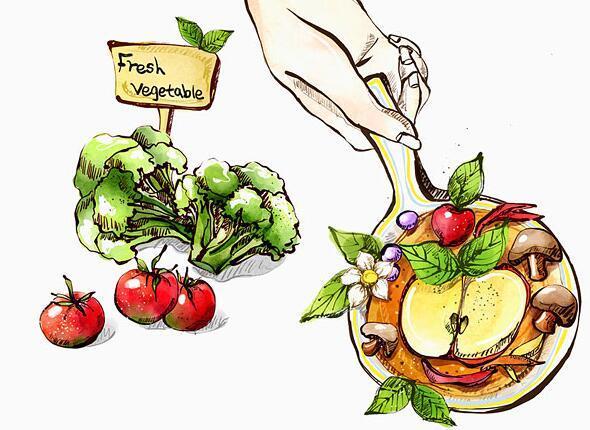 食品安全画,有机食品一定比非有机食品好吗?