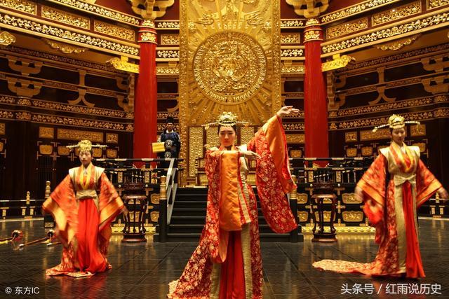 唐朝的历史有多少年?