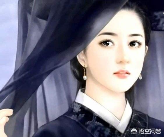 古风美人图片,谁有中国古典美女的图片?