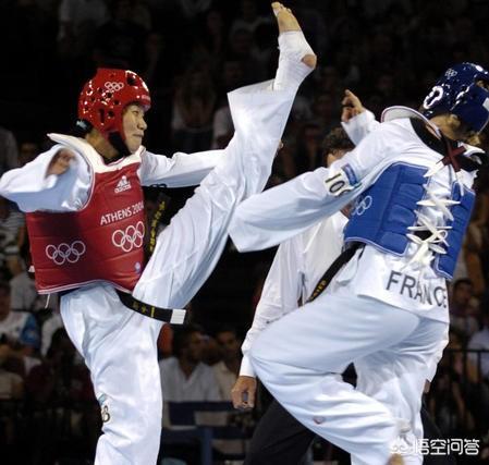 世界跆拳道的著名运动员?