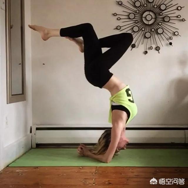 学瑜伽是做动作困难还是理论困难?简单的瑜伽动作