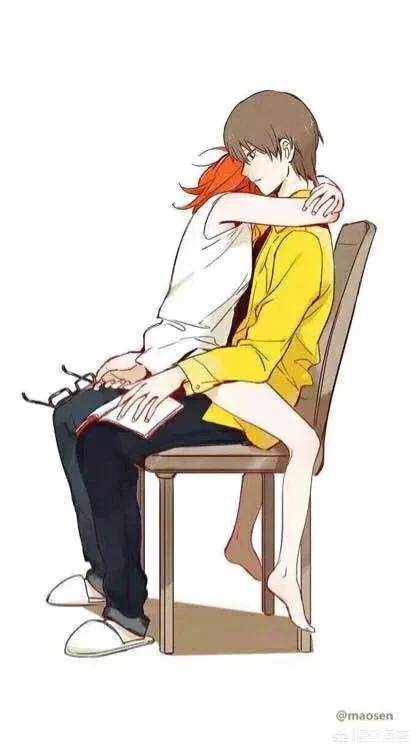 情侣动漫qq头像,求一些可爱的动漫情侣头像?