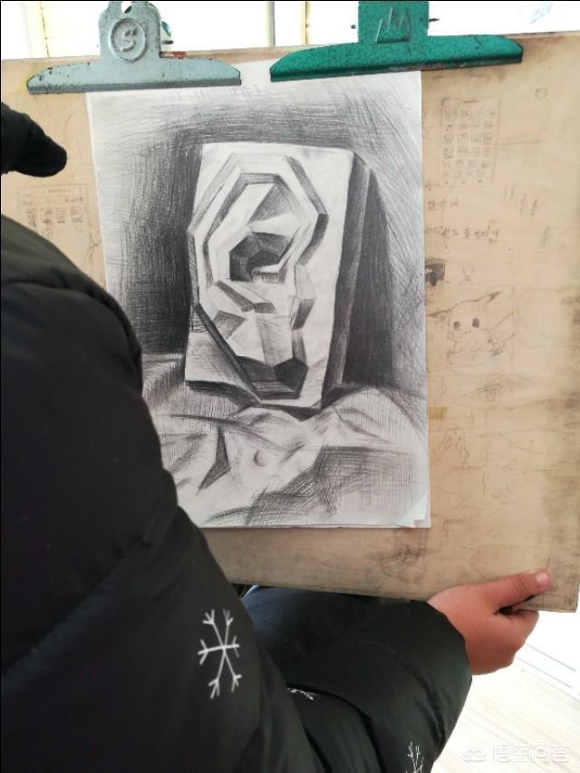 素描眼睛的画法,初学者怎样学素描五官的画法呢?
