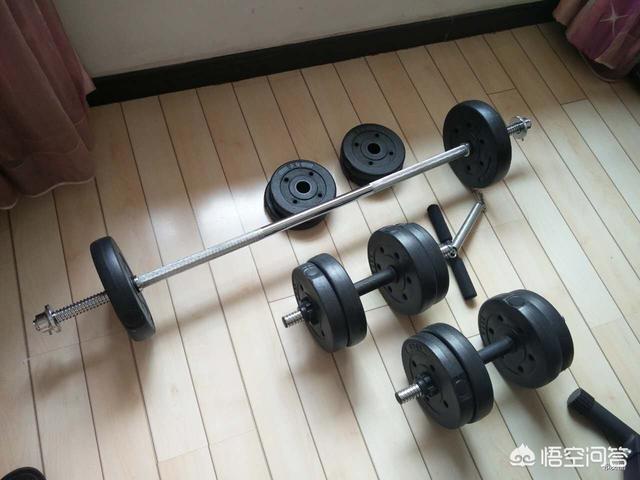 哑铃作为情人节礼物,想送老公一套健身器材,什么比较适合?