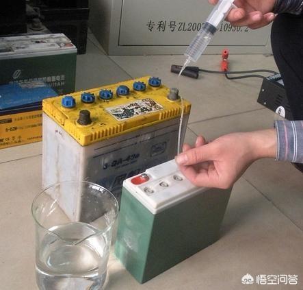 60v电动车电瓶自己修复 电动车电池亏电后激活 电动车电池充不进电,可以添加修复液吗?