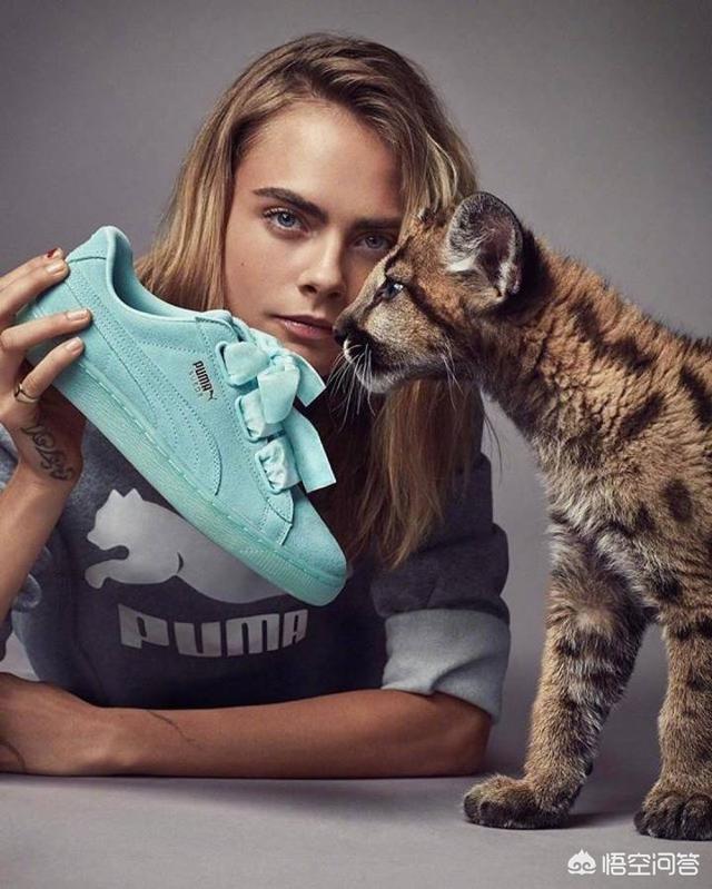 时尚的女孩子喜欢哪些品牌运动鞋?