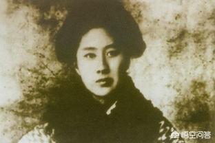 秋瑾照片,女英雄秋瑾之墓为何数次迁移?