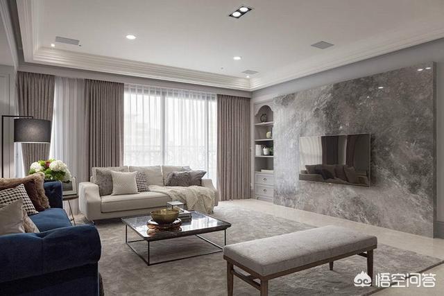 有哪些装修风格适合空间大的房子?