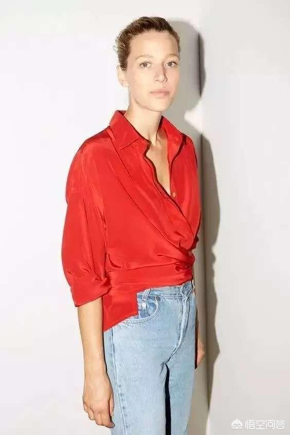 女士真丝衬衫大全,真丝的衣服怎么洗比较好?