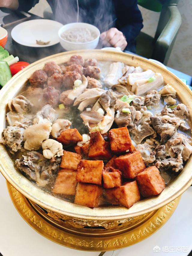 内蒙古赤峰都有哪些特色菜?