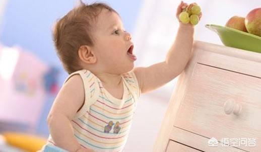 多大的宝宝可以吃蒸苹果泥?(宝宝多大可以吃苹果)
