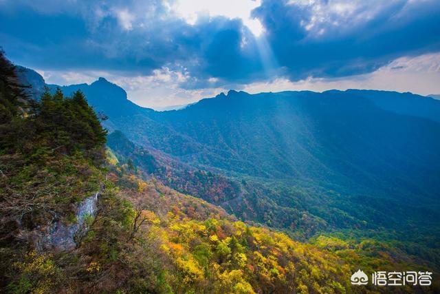 西安出发到武当山旅游,如何安排路线?插图1