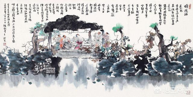 (李白几句出名的诗词 李白的诗有哪些最经典最美)诗仙李白有哪些经典的古诗词名句?