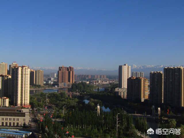 新疆阿克苏城建水平怎么样?