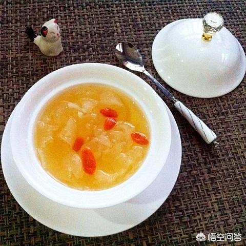 你们一般做什么菜用枸杞?煲汤吗?