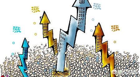 为什么三线城市的房价炒的高,开发商跑的也不少?(图1)
